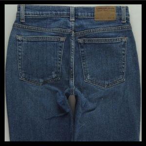 London Jeans Crop Capri Stretch Jeans Women 0 #347